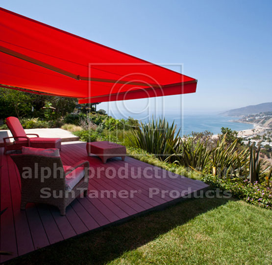 Retractable Awning Los Angeles
